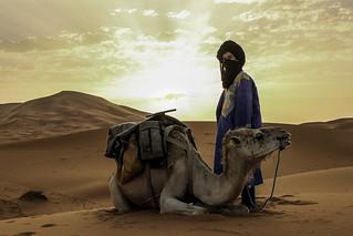 Merzouga Warrior   by Thomas Maluck Foto/Film
