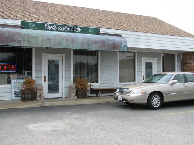 The Green Oak Pub
