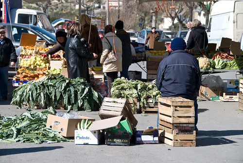 italy italia market sicily sicilia piazzaarmerina