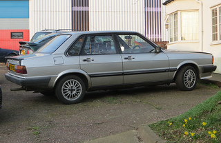 1984 Audi 80 Sport | by Spottedlaurel