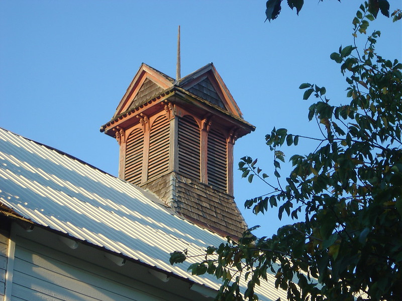 1905 Barn Cupola