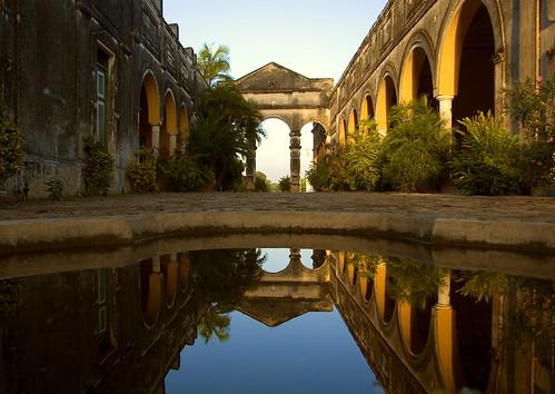 Arch at Hacienda Yaxcopoil