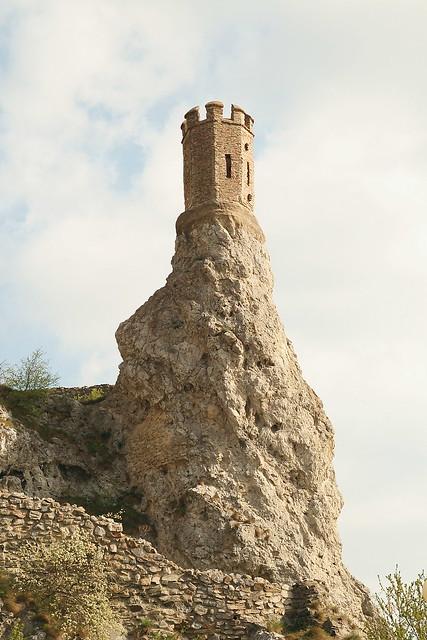 Maiden Tower, Devin Fort/Castle, Slovakia