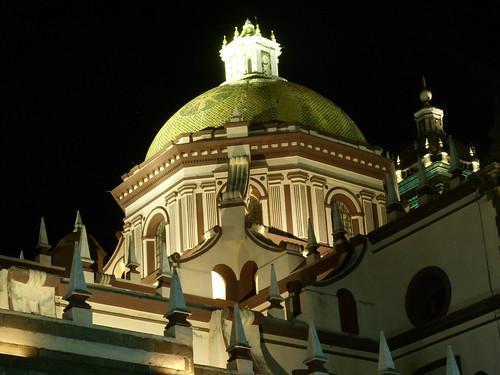 Puebla - La Soledad contemplando nubes