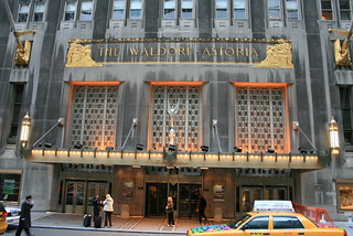 The Waldorf-Astoria Hotel | by Chris Breeze