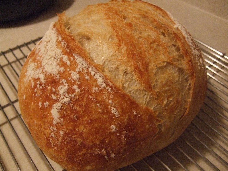 homemade bread...