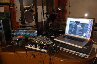mikro.FM: Radiowoche im Bootlab, Berlin, Januar 2008
