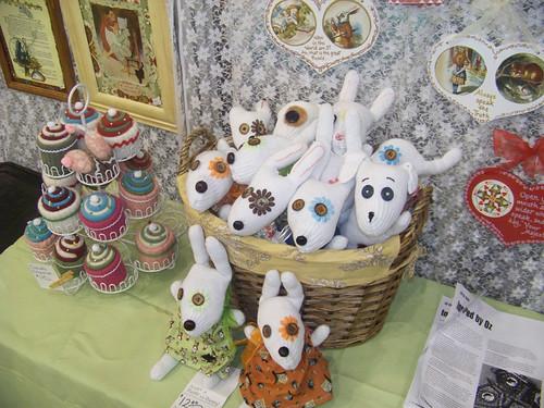 glove dog display at west bend