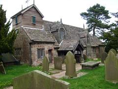 Rushton Spencer Church