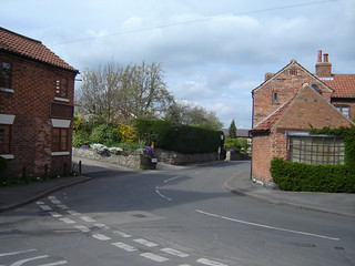 Main Street / Back Lane / Tythby Road   by dafyd