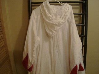 White Mage robe, top half   by Cria-cow