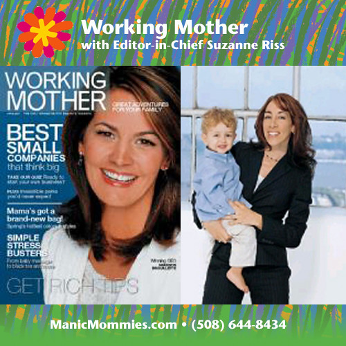 MM 61: Working Moms, Small Companies, and Star of the Week | by Manic Mommies®
