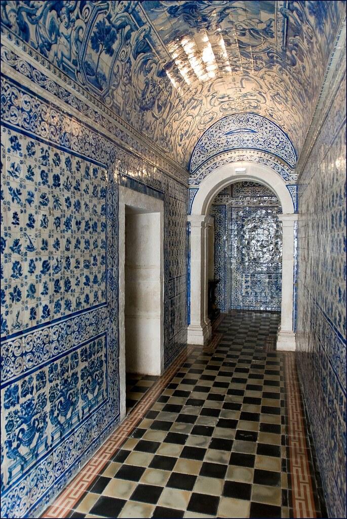 Azulejos A L Int 233 Rieur De L 233 Glise Du Couvent D Alcoba 231 A