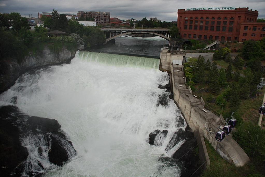 Spokane Falls, WA