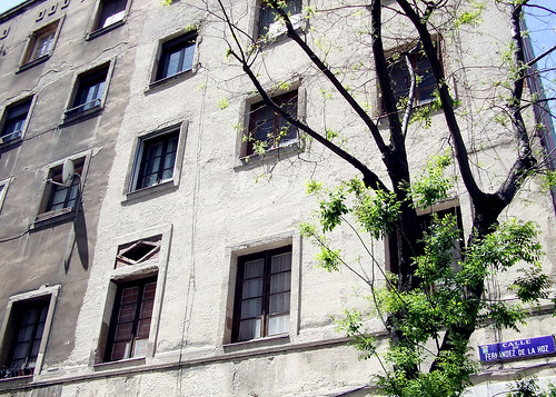 Corrala Fernandez de la Hoz  (fachada)