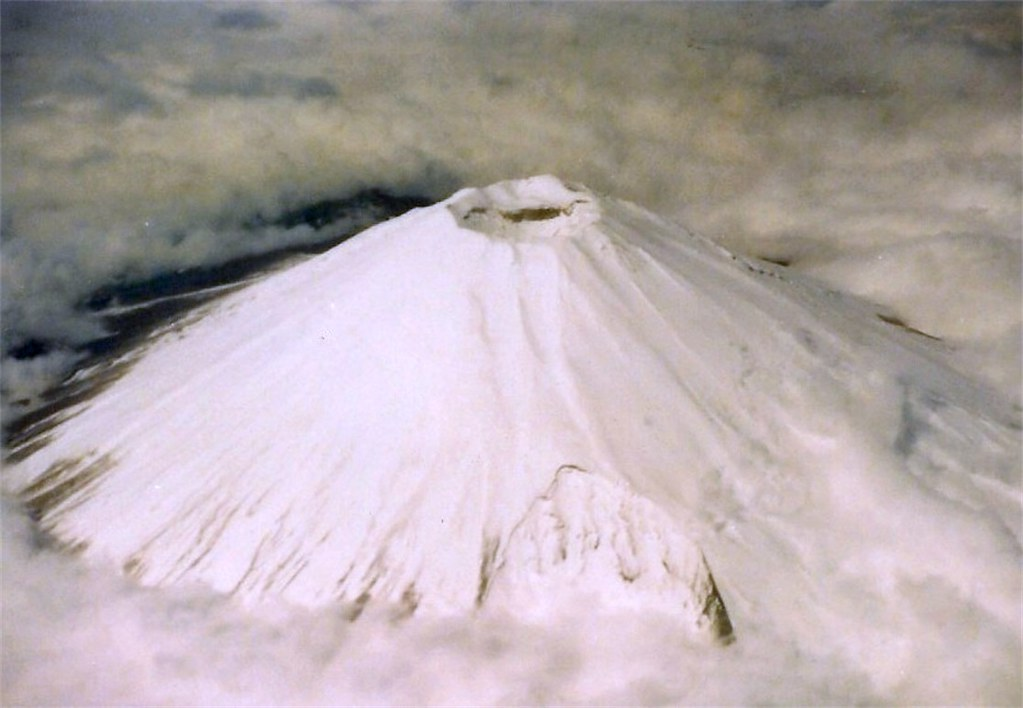 Mt. Fuji (Fuji-san), Japan