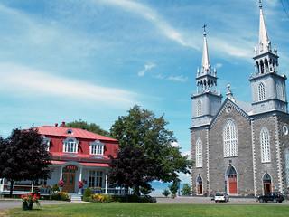 Saint-Roch-des-Aulnaies, Québec