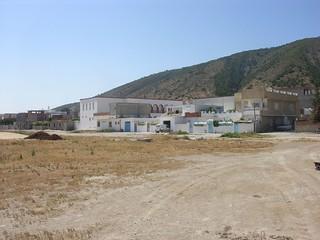 Ghar El Melh, derriere le vieux port