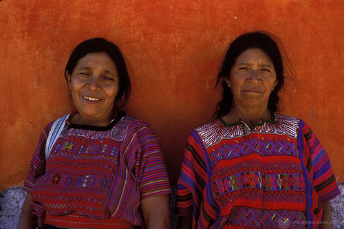 Portrait of women in traditional clothing. Guatemala | by World Bank Photo Collection