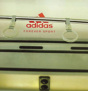 Adidas subway | by Patricia Gimeno