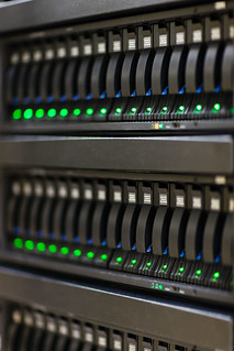 Data Center Storage   by @65WZ