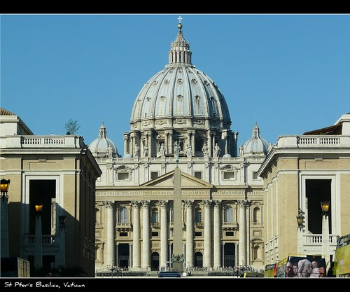 St Peter's Basilica | by JP..
