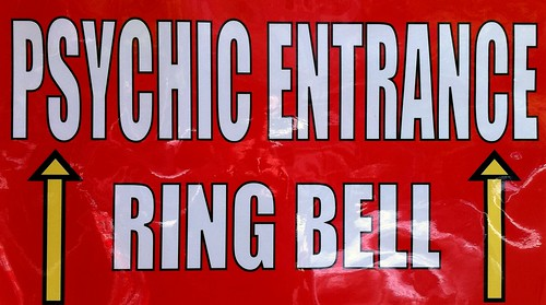 Psychic entrance-ring bell | by adamrice