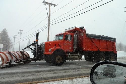 snow dumptruck snowplow onondagahillny townofonondaga onondagany