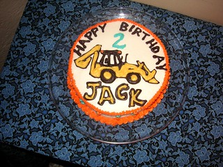 Jacks birthday cake | by Juggling Frogs (clkl)