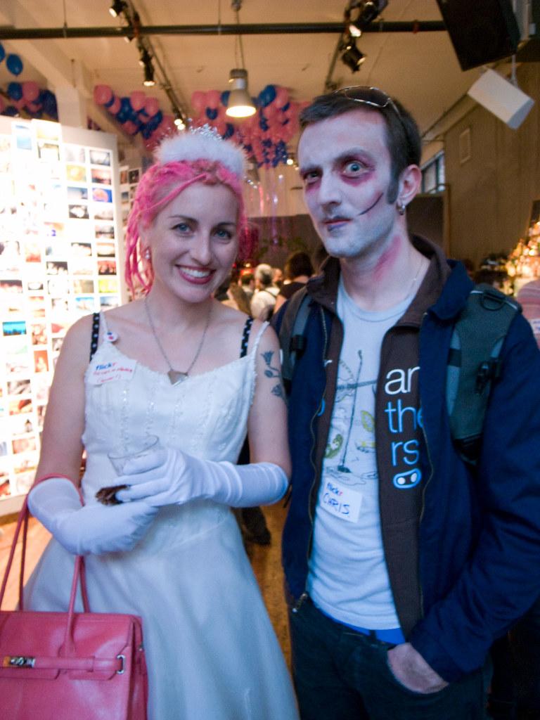 Bride & Zombie