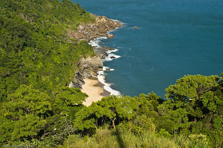 Atrlantic Forest and Beach, Brazil | by Christoph Diewald