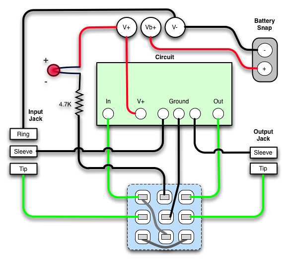 Surprising 3Pdt True Bypass Wiring Diagram I Put This Together To Hel Flickr Wiring Digital Resources Unprprontobusorg