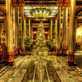 Christmas in the Driskill | by Trey Ratcliff