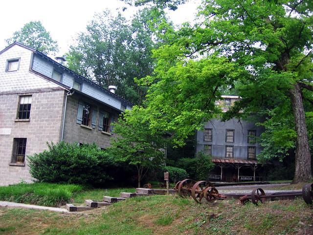 Evins Mill, DeKalb Co, TN
