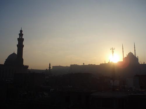 old sun sunrise citadel islam egypt historic ali cairo sultan hassan muhammad islamic muhammed masjed