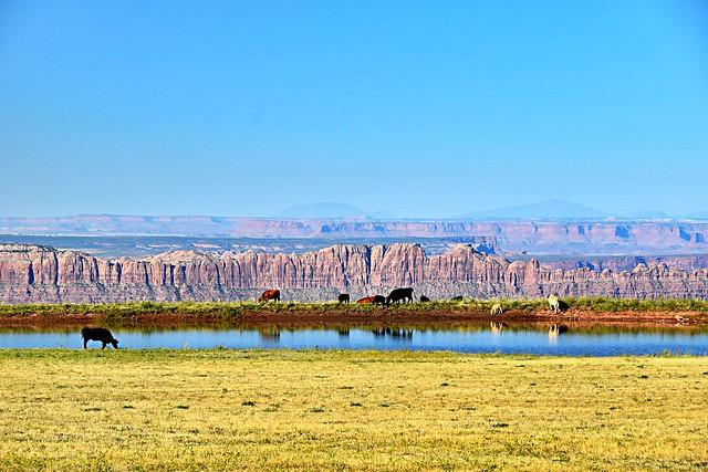 Castle Valley, Utah, USA