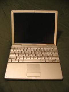 12-inch PowerBook G4   by benclark
