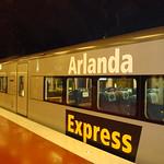 Arlanda Express train (#2)