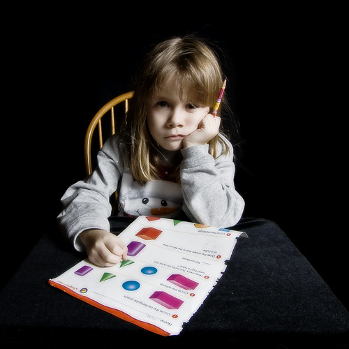 The Joys Of Homework | by Cayusa