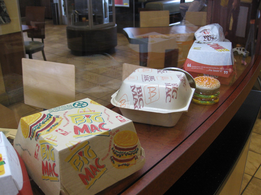 History of Big Mac