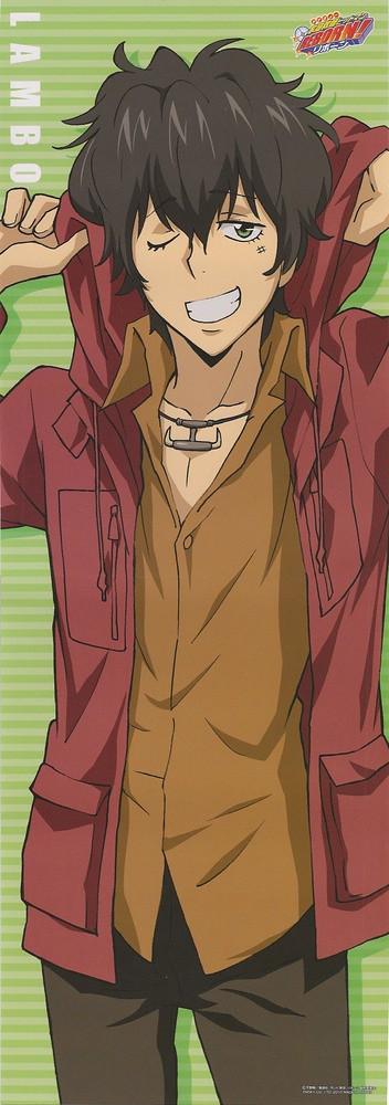 lambo katekyo hitman reborn anime