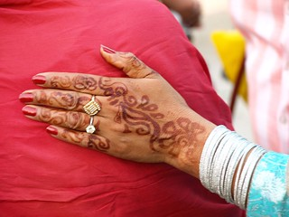Henna hand | by sLENGfJES