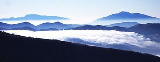 Solopaca (BN), 2007, Panorama dal Camposauro