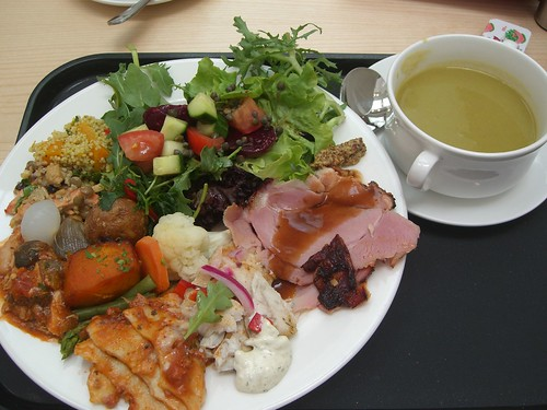 Soup and Main - RACV Club Conservatory Buffet | by avlxyz