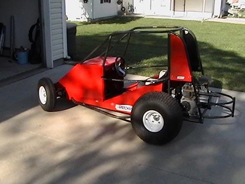 Custom Built Go-Kart | My 5 year old son and I built this go