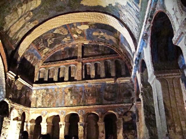 Turquia Capadocia Goreme Iglesia Tokali 72