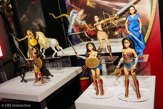 IRL Photo of Wonder Woman Dolls