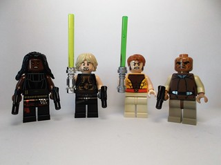 LEGO Star Wars Legacy | by _quentin_