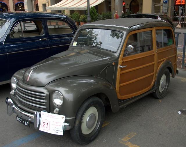 Fiat 500 Giardinetta C A M E A Club Auto E Moto D Epoca Flickr