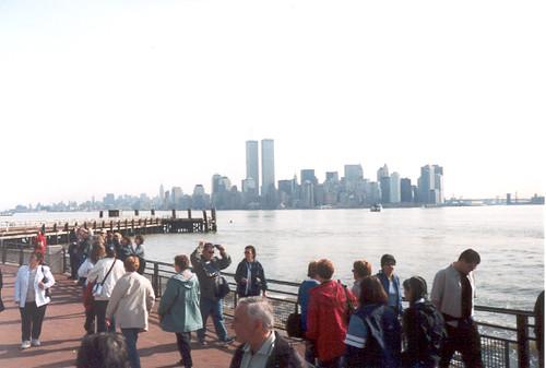 Vue sur Manhattan